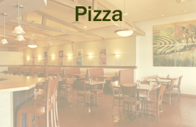 Restaurant - Pizza Shop